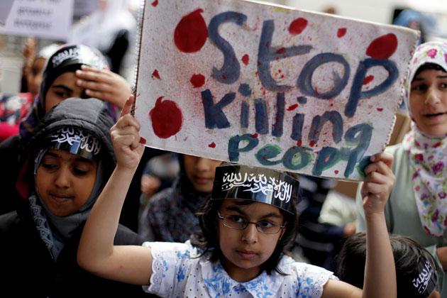 Appello in Siria per la risoluzione del conflitto contro il regime di Damasco