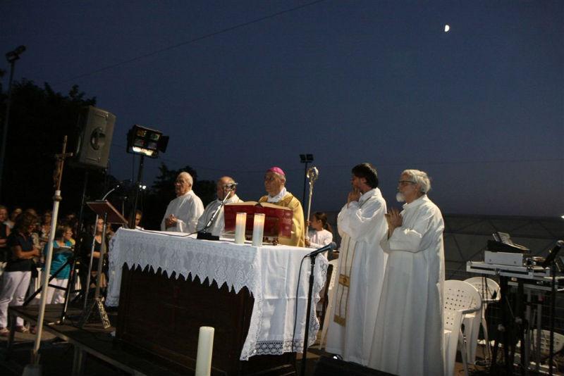 Festa di Sant'Anna a Corinaldo: Santa Messa