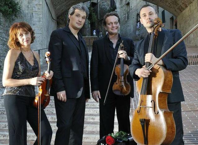 Il Quartetto Fancelli