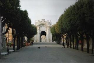Via Carducci a Senigallia