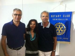 Al Rotary Club di Senigallia si parla dei costi per la giustizia
