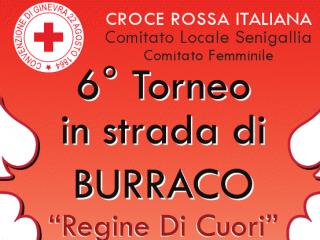 Torneo di burraco organizzato dalla Croce Rossa di Senigallia