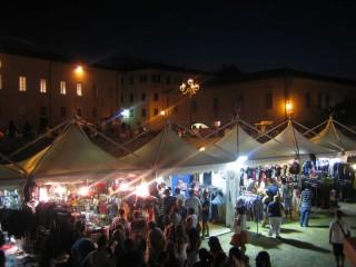 Mercatino vintage al Summer Jamboree di Senigallia