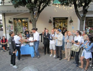 """Festa del Rione Porto: conclusione del concorso """"Senigallia in un clic"""", edizione 2011"""