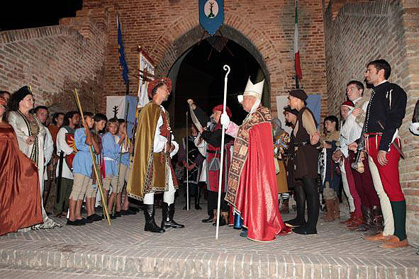 Festa Castellana 2011 Scapezzano di Senigallia