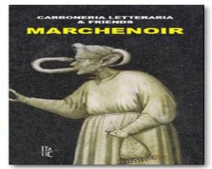 La copertina del volume MarcheNoir