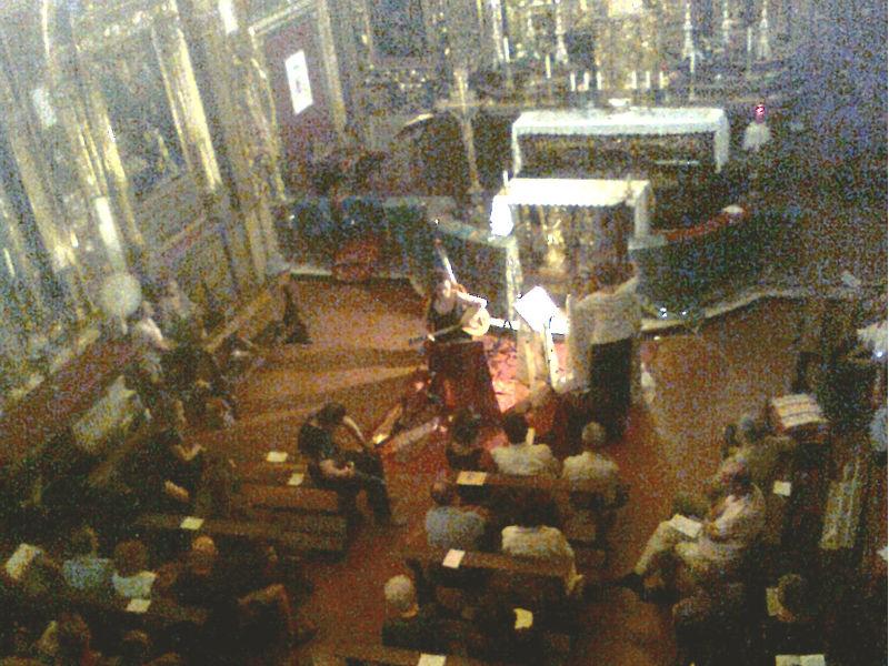 La Chiesa della Croce