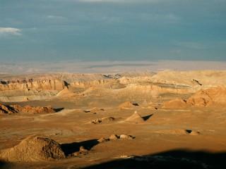 Il deserto di Atacama, in Cile