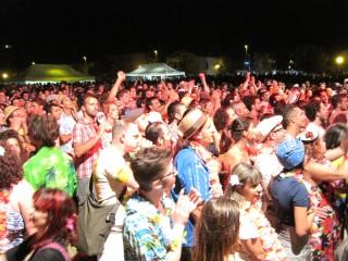 Festa hawaiiana del Summer Jamboree 2011