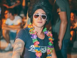 Uno spettatore del Summer Jamboree a Corinaldo