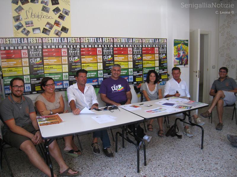 Presentazione di Destate La Festa 2012