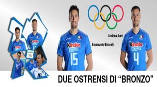 Andrea Bari ed Emanuele Birarelli