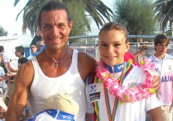 Mauro Guenci e Linda Rossi