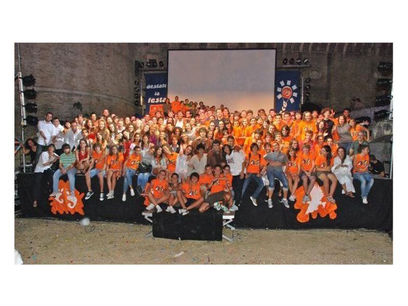 Destate La Festa 2009: il gruppo
