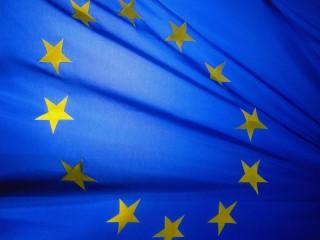 Bandiera europea - European flag