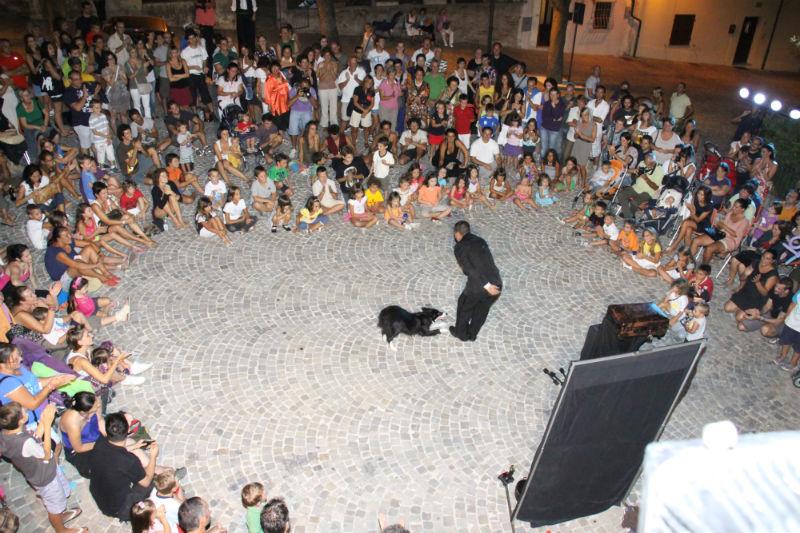 Tanto pubblico per il SenigArt Street Festival