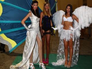Le modelle di Top Model Agency