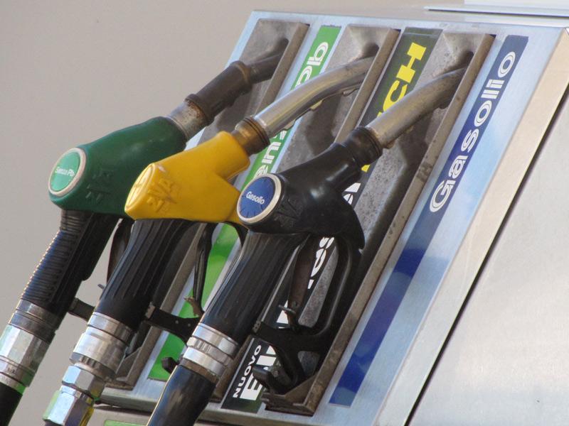 Distributori di carburanti, pompe di benzina