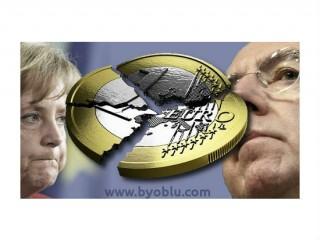 La fine dell'euro - da Byoblu.com