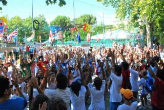 Giochi Senza Barriere 2012: momento di festa