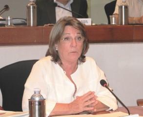 La presidente di Upi Marche, Patrizia Casagrande