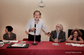 """Presentazione di """"Presa di coscienza della fotografia come arte"""" (foto diPatrizia Lo Conte)"""