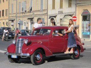 Auto d'epoca al Summer Jamboree