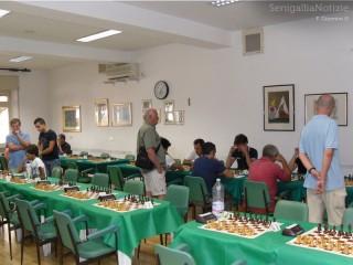 """Il Torneo di scacchi """"Città di Senigallia"""" 2012"""
