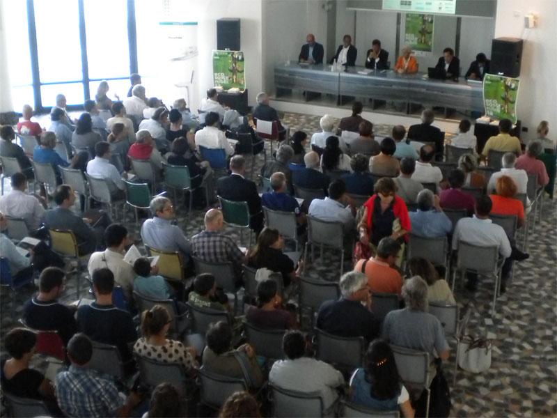 Convegno sull'ecosostenibilità alla Rotonda di Senigallia