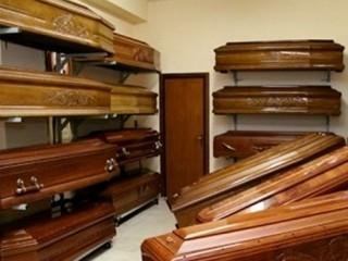 Bare per onoranze funebri, servizi mortuari