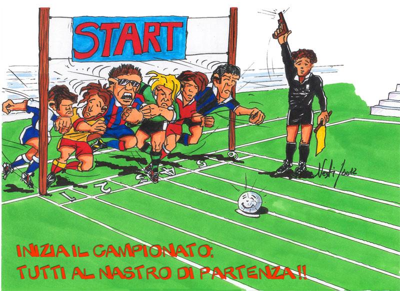 Campionati di calcio in partenza per le senigalliesi - di Massimo Nesti