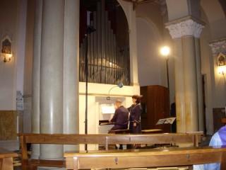 L'organo delle Chiesa di Montignano