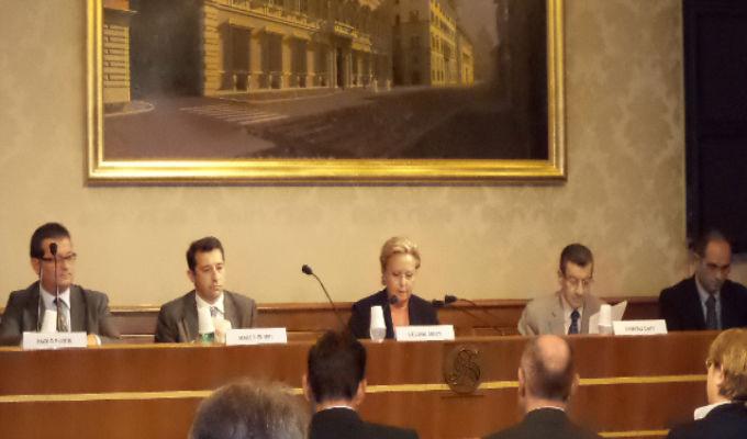 Conferenza stampa di presentazione del disegno di legge sui punti franchi