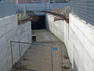 Il sottopasso di via Mamiani, a Senigallia