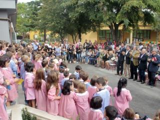 Inaugurazione della nuova scuola Aldo Moro di Senigallia