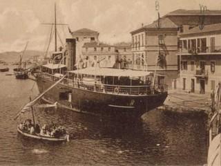Viaggi via mare, imbarcazioni nell'800