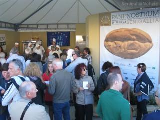 Apertura di Pane Nostrum 2012 a Senigallia