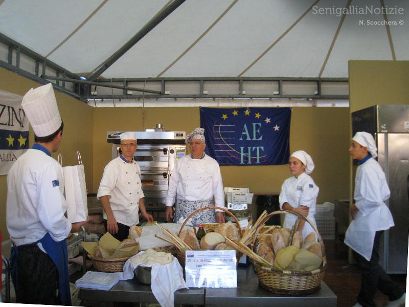 Pane Nostrum 2012 a Senigallia