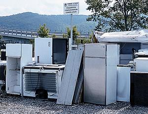 Abbandono di rifiuti ingombranti