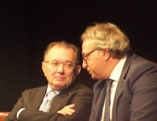 Giorgio Squinzi e Gian Mario Spacca