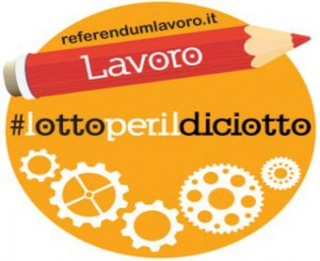 """Il manifesto del neonato """"Comitato Referendum Lavoro Senigallia"""""""