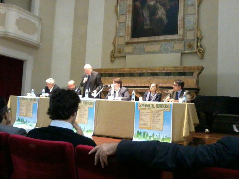 L'incontro del PD sul governo del territorio a San Rocco