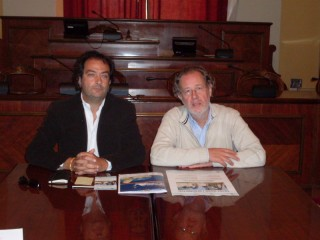 Giuseppe Lepore e Stefano Schiavoni