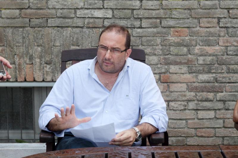 Il Consigliere Roberto Paradisi