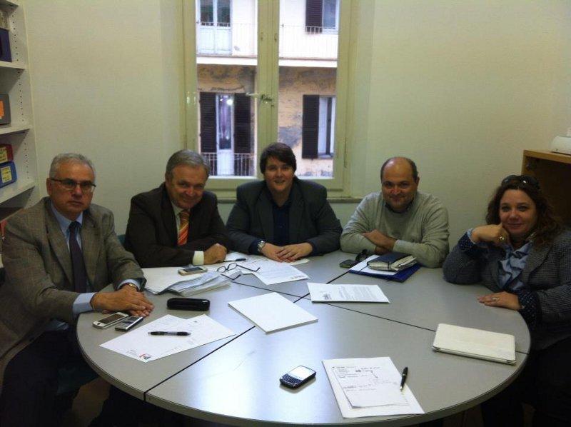 """il Coordinamento provinciale della coalizione """"Italia. Bene Comune"""""""