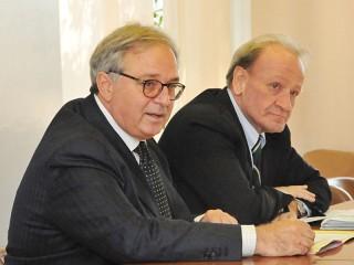 Gian Mario Spacca e Pietro Marcolini sul patto di stabilità verticale