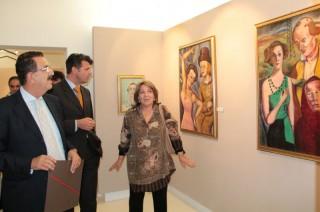 Inaugurazione del Museo Nori De' Nobili (foto di Patrizia Lo Conte)
