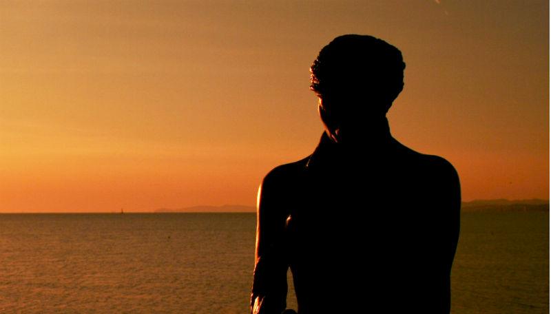 La Penelope di Senigallia al tramonto (foto di Morena Tarsi)