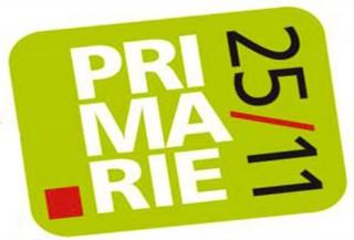 Il logo delle primarie 2012