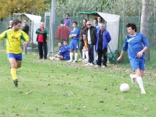 Montignanese-Marina, torneo di calcio Uisp
